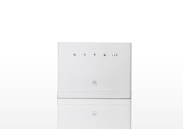 Wholesale Africa Box - FREE Standard SHIPPING \UNLOCKED HUAWEI B315S-22 CPE 4G LTE Router \+2 EXTERNAL ANTENNA \WHITE BOXED(LTE in Europe, Asia,Middle East,Africa)