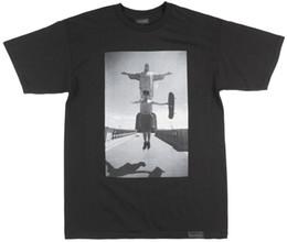 Argentina Diamond Supply Co Hosoi Christ camiseta para hombre Skate Top Black Hot New 2018 Summer Fashion T Shirts Hot Cheap Men'S cheap diamond shirts cheap Suministro