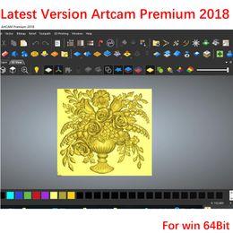 cartões de natal musicais Desconto Trabalho 100% Perfeito ArtCAM Premium 2018 Multi-Idioma Para Win 64 bits Com 3D Socorro Clipe