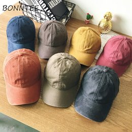 aef07f29890 Caps Women Solid Simple Chic Baseball Cap New Womens Casual Daily All-match  Korean Style Students Fashion Outdoor Caps Colorful