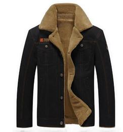 Argentina Nuevos hombres chaqueta de invierno abrigos estilo británico calidad de la moda de lana gruesa caliente forrado suave a prueba de viento chaquetas masculinas Suministro