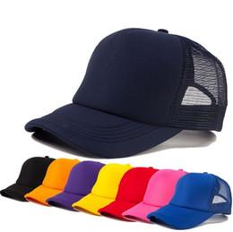 Discount Plain Black Mesh Caps Plain Black Mesh Caps 2019 On Sale
