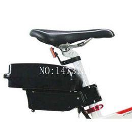 2019 batteria elettrica della rana della bici Spedizione gratuita tubo del sedile Frog 48 v 20ah batteria per bici elettrica 750 W 1000 W motore con 30A BMS 54,6 V 2A caricatore batteria elettrica della rana della bici economici