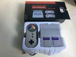 Wholesale good tvs - 16bit Classic SFC TV Handheld Mini Game Console Good Quality 16 bit Game System For 16bit 94 SFC NES SNES Games Consoles