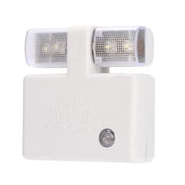 automatische sensorleuchten Rabatt ABS-hohe Leistungsfähigkeits-Nachtlicht-energiesparendes Licht-Kontrollnachtlicht führte Sensor beleuchtet romantisches automatisches Nacht-Licht der Wand-LED