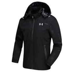 Chaquetas para hombre de la moda de la venta caliente al aire libre rompevientos impermeable Casual Brand Brand Coats primavera otoño sudadera para hombre desde fabricantes