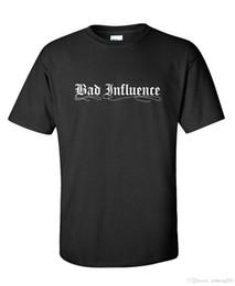La novità adulta migliore online-Bad Influence Best Friends Sarcastic Adult Humor Sarcasm Novità T Shirt divertente