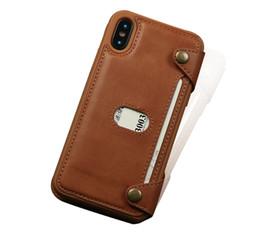 Оптовая пользовательские saffiano кожа мобильный сотовый телефон case для iphone X 8 8Plus 7 7Plus 6 6 S plus iPhone случаях PU роскошный кожаный чехол от Поставщики роскошные сотовые телефоны оптом