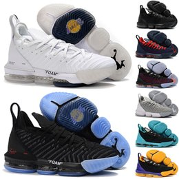 low priced 08b13 c6d14 2018 neue Designer Los Angeles 16 XVI EP Gleichheit Faom Mens Basketball  Schuhe hohe Qualität MVP 16 S Sport Trainer Casual Turnschuhe Größe 7-12