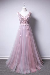Модные платья выпускного вечера сша онлайн-2018 реальная мода розовый Пром платья длинные бисером жемчуг цветок кружева вечерние платья корсет сексуальные вечерние платья дешевые длинные выпускные платья США