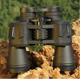 Wholesale Universal Night - 20X50 binoculars with handheld outdoor telescopes High Definition 60x60 Telescopes Non-IR 3000m Distance Outdoor Sport Binocular