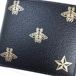 Wholesale Vintage Box Purses - Men Women Wallets Fashion Metal Design Leather Wallets Women Clutch Wallets Lady Vintage Clutch Bag Coin Purse send with box