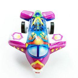 Случайный цвет пластиковый самолет мини милый самолет плесень игрушки мультфильм инерциальный самолет игрушки Дети Детские игры игрушки подарки на День Рождения от Поставщики комплект силиконовой пробки