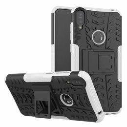 Pour Asus ZB601KL Cas Coloré Rugueux Combo Hybride Armure Support Impact Holster Etui De Protection Pour Asus Zenfone Max Pro M1 ZB601KL ? partir de fabricateur