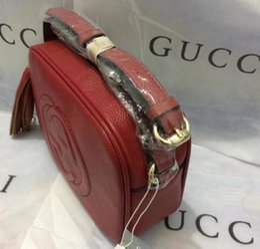 Wholesale shoulder photo - new Women Leather Soho Bag Disco Shoulder Bag Purse