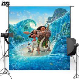 детская фланелевая ткань Скидка DAWNKNOWN мультфильм море винил фон для детей новая ткань фланель фотографии фон для Baby Photo studio G088