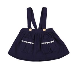 детские коляски Скидка Девочка платья без рукавов брекеты выше колена случайные осенние платья партии хлопка-Line 6M-3Y