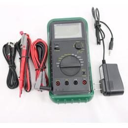 velocidades de fluxo Desconto Calibrador do processo de Digitas do certificado do CE do laço MS7205 com exposição do LCD