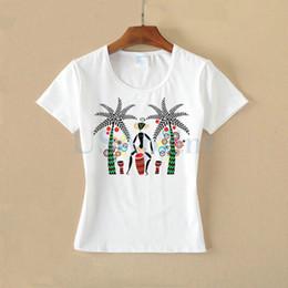 a7b603bab 2019 camisa del tambor USAprint Vintage Fashion Womens Camisetas Culture  Drum Music Dance Retro Tshirt Mujeres