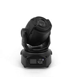 Geführtes bewegliches kopfprisma online-LED Gobo 90W Moving Head Scheinwerfer Spot 90watts DMX 512 Control LCD Display mit 3 Face Prism Professional Stage dj