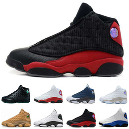 Canada 13 13s Melo classe de 2002 Chaussures de basket-ball Hommes Phantom Grey Toe Breed Black Cat Chicago Love Respect baskets de designer sportif sportif supplier class arts Offre