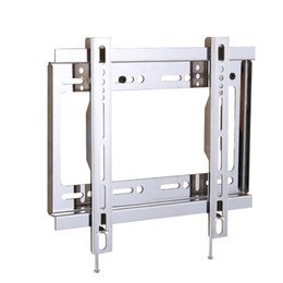 Wholesale tv brackets 32 - Universal TV Wall Mount Flat Screen Stand Fixed Slim Strong Stable TV Bracket Stainless Steel Bracket for 17''-32''