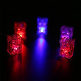 oreiller léger mené en gros Promotion Coloré LED Blocs de Construction Jouets Pour Enfants Intellingence Construction DIY Light-emittin Compatible Avec Lg Blocs Briques
