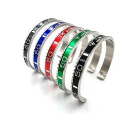 Canada Italien Style Acier Inoxydable 316L Couple Bracelet Compteur De Vitesse Bracelet Officiel Hommes Bijoux De Mode Compteur De Vitesse Bracelet Offre