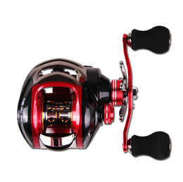 appâts océaniques Promotion High quality Saltwater Ocean Baitcasting Fishing Reel Bait Casting Baitcast Caster Right Left Hand Magnetic Brake System