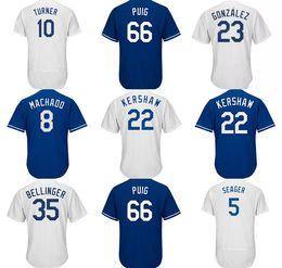 516a01423 Los Angeles 2018 WS Manny Machado Clayton Kershaw Cody Bellinger Brian  Dozier Matt Kemp Max Muncy Corey Seager Justin Turner Baseball Jersey
