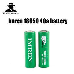 18650 40a batterie 3200mah Capacité 40A Max courant de sortie pour 18650 batterie Boîte à cigarettes électronique mod VS samsung 30q batterie ? partir de fabricateur