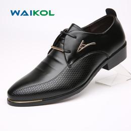 9e5a2802df Distribuidores de descuento Zapatos Con Punta De Los Hombres ...