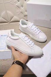 bolsas de couro originais para homens Desconto NOVA Couro de Luxo Sapatos Casuais Mulheres Sapatilhas Designer de Sapatos Masculinos de Couro Genuíno Moda Mista de Cor Original Saco de Pó 34-45 ys180303014