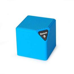 Venda quente de luxo mini x3 cubo de água bluetooth speaker portátil sem fio bluetooth speaker moq: 10 pcs frete grátis de Fornecedores de pequenos alto-falantes