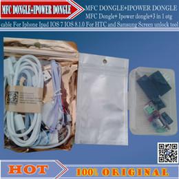 Cavo otg per iphone online-gsmjustoncc Nuovo sblocco dongle di MFC Dongle f Per Iphone per tutti Jailbreak Phone con dongle Ipower e cavo OTG