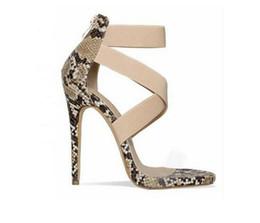 Rome Style Élastiques Sangles Talons Hauts Femmes Sandales PVC Clair Femmes Gladiateur Chaussures Bout Ouvert Talons Aiguilles Femmes Pompes ? partir de fabricateur