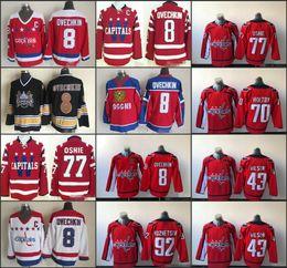 2015 Washington Capitals Winter Classic Hockey Jerseys 8 Alex Ovechkin 77 TJ  Oshie 92 Evgeny Kuznetsov 70 Braden Holtby Tom Wilson Jerseys washington  winter ... bd4ed8063