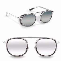 Wholesale new sunglasses for men - new fashion designer sunglasses for men LANAI small frame modern and street design styles uv400 lens outdoor protection eyewear