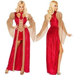 Canada Sexy Lingerie Égypte Cléopâtre Déesse Égyptienne Dames Halloween Costume De Déguisement 8852 Offre
