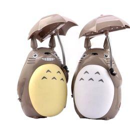 Wholesale kawaii desk - Kawaii Cartoon Novelty USB Lightings My Neighbor Totoro Lamp Led Night Light Reading Table Desk Lamps For Kids Gift Home Decor