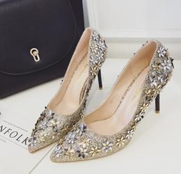 5dddd81092655 Rabatt High Heels Gold 9cm   2019 High Heels Gold 9cm im Angebot auf ...