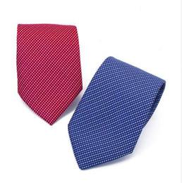 corbatas de esmoquin Rebajas Haimeikang Classic Men's Neck Tie Esmoquin Novio Corbatas Dot Wide Hombres Para el banquete de boda