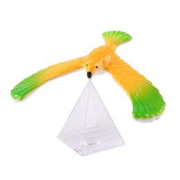 Wholesale Magic Bird - Balance Bird With Triangle Stand Magic Balancing Eagle Bird with Triangle Stand Science Toy Creative Funny Balance toys for kids