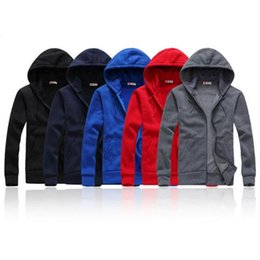 polo sport hoodie Coupons - Mens Polo Hoodies and Sweatshirts Autumn Winter Casual with A Hood Sport Jacket Mens Hoodies New Hot Sale Designer Men Jacket