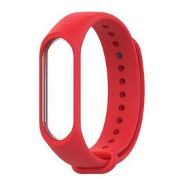 2019 reemplazar reloj 3 La pulsera 1 de Xiaomi reemplaza la correa de reloj impermeable de personalidad deportiva de silicona inteligente b46-h1y4 reemplazar reloj baratos