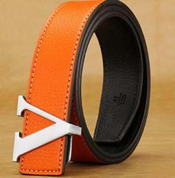 cintos de couro baratos para fivelas Desconto Moda Homens Cintos de Couro Clássico Designer de Marca Mens Fivelas Masculino Cinto De Luxo Jean Cool Cow Strap barato venda