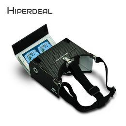 google cardboard Скидка HIPERDEAL 3d VR Virtual Reality Glasses for Google Cardboard 4-6 Inch Applied For SmartPhones VR Headset Box