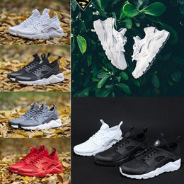 Wholesale Lightweight Running - 2018 New Huarache Ultra 4.0 IV Running Shoes For Men & Women, Lightweight Huaraches Sneakers Athletic Outdoor SportsShoes sneaker trainer