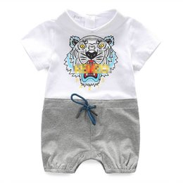 69c1c3d5d3c Baby Rompers Spring Autumn Tiger Baby Clothes Cotton Long Sleeve Kids Jumpsuits  Boys Girls Rompers Outfits for Baby