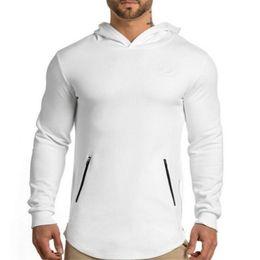 Wholesale New Fashion Camouflage Clothing - wholesale 2018 spring new Mens Camouflage Hoodies Fashion leisure pullover fitness Bodybuilding jacket Sweatshirts sportswear clothing
